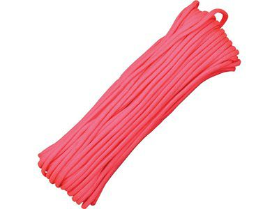 Paracord 550 Neon Pink