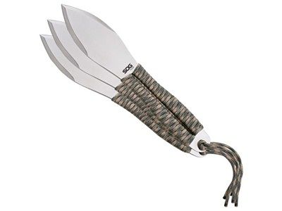 Nóż rzutka SOG Fling Knife Zestaw 3 sztuk FX41N