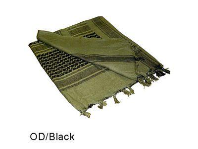 Arafatka Condor Shemagh 100% Cotton OD/BK 201-001