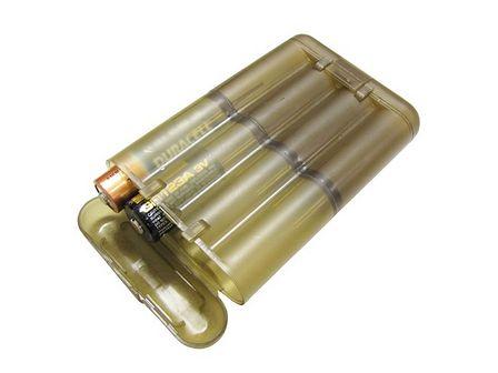 Pojemnik na baterie Condor Battery Case Tan/Brown US1017-008