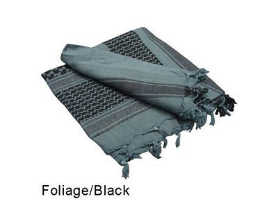 Arafatka Condor Shemagh 100% Cotton FG/BK 201-006