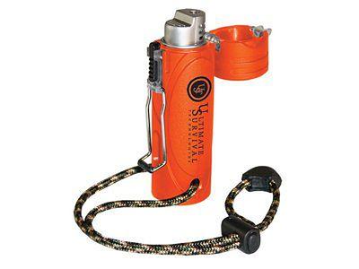 Zapalniczka UST Trekker Stormproof Lighter Orange W03005