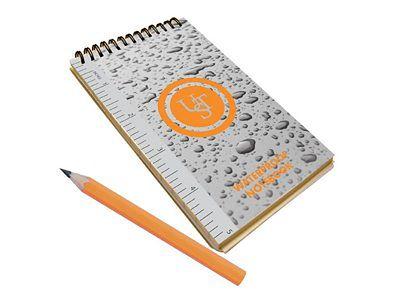 Notes UST Waterproof Paper Notebook 3x5