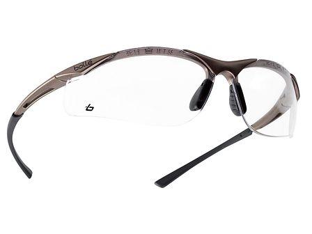 Okulary Bolle Safety Contour Białe