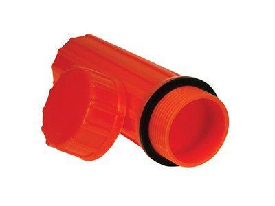 Pojemnik na zapałki UST Waterproof Match Case Orange 310009