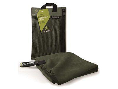 Ręcznik McNett Outgo Ultra Compact Moss Large 68056