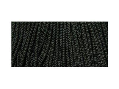 Paracord Type I Accessory Cord Black