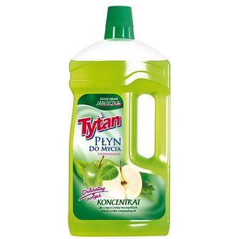 Tytan Płyn uniwersalny zielone jabłko 1 L