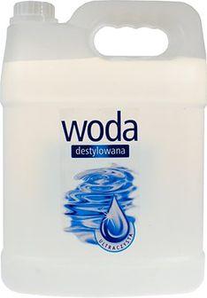 Kamix Woda destylowana ultra czysta 5 L