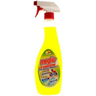 Meglio Płyn odtłuszczacz uniwersalny w sprayu Cytryna 750 ml