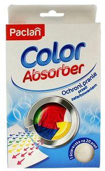 Paclan Ściereczka do prania Color Absorber 1 szt.