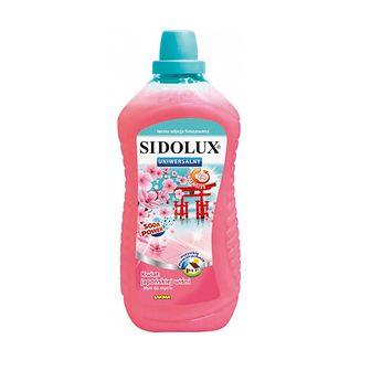 Sidolux Płyn uniwersalny Kwiat japońskiej wiśni 1 L