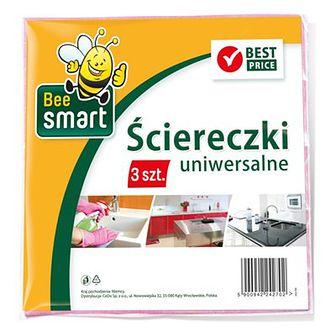 Bee Smart Ściereczki uniwersalne 3 szt