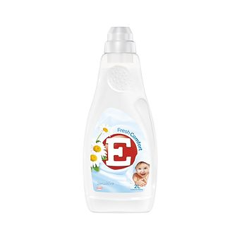 E Fresh Comfort Koncentrat do płukania tkanin Sensitive 2 L