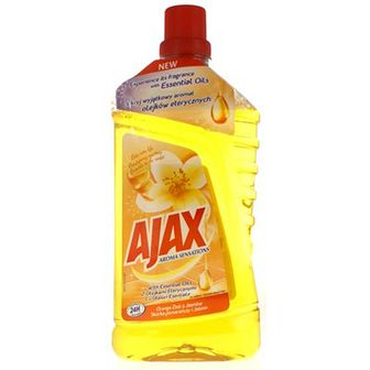 Ajax Aroma Sensations Płyn uniwersaln pomarańcza i jaśmin 1 L