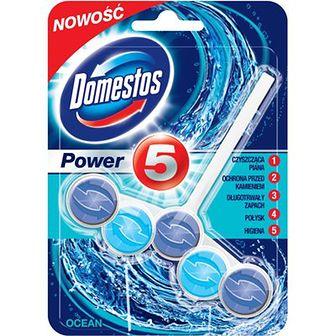 Domestos Power 5 Koszyk do WC Ocean 55 g