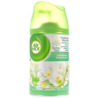 Air Wick Fresh Matic Wkład do odświeżacza White Flowers 250 ml