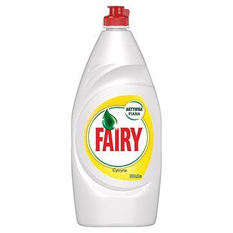 Fairy Płyn do mycia naczyń Cytryna 900 ml