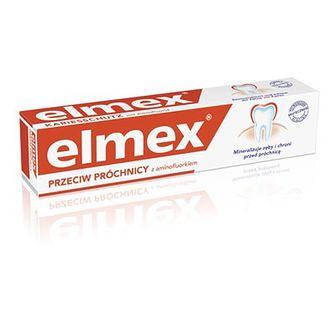 Elmex Pasta do zębów przeciw próchnicy 75 ml