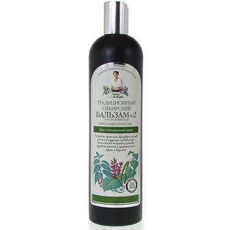 Babuszka Agafia Tradycyjny syberyjski balsam do włosów Regeneracyjny
