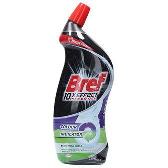 Bref 10 x Effect Żel do WC Protection Shield Lavender 700 ml
