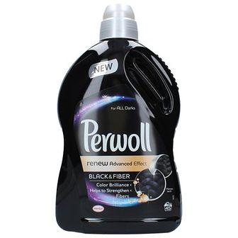 Perwoll Renew Advanced Effect Płyn do prania tkanin do czarnego Black