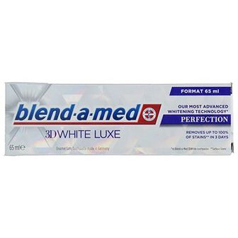 Blend-a-med 3D White Lux Pasta do zębów Perfection 65 ml