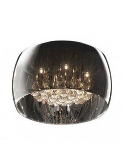 Lampa sufitowa CRYSTAL C0076-05L-F4FZ klasa energetyczna Od A++ do E