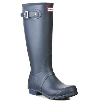 Kalosze HUNTER - Original Tall WFT1000RMA Navy