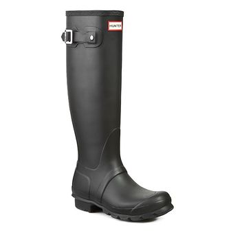 Kalosze HUNTER - Womens Org Tall WFT1000RMA Black