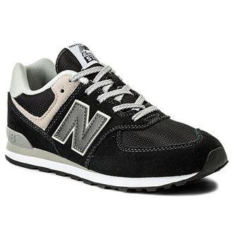 Sneakersy NEW BALANCE - GC574GK  Czarny