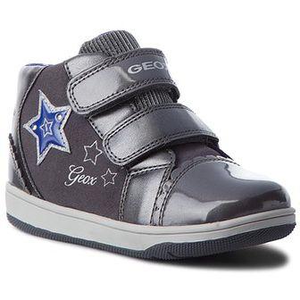 Sneakersy GEOX - B N.Flick G. C B841HC 0AUAJ C9002 Dk Grey