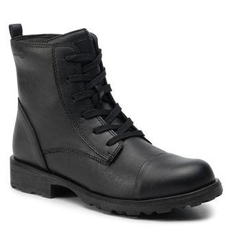 Trzewiki GEOX - J Olivia St A J84A5A 000BC C9999 S Black