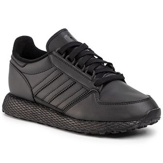Buty adidas - Forest Grove J EG8959  Cblack/Cblack/Cblack