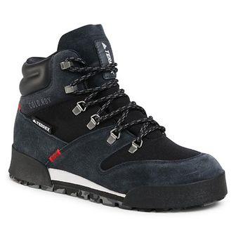 Buty adidas - Terrex Snowpitch C.Rdy FV7957 Core Black/Core Black/Scarlet