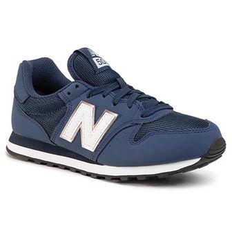 Sneakersy NEW BALANCE - GW500HHD Granatowy