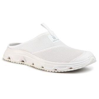 Klapki SALOMON - Rx Slide 4.0 407373 27 M0 White/White/White