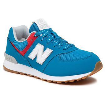 Sneakersy NEW BALANCE - GC574BWV  Niebieski