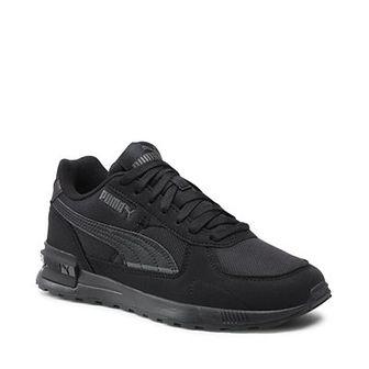 Sneakersy PUMA - Graviton Jr 381987 01 Puma Black/Dark Shadow
