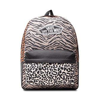 Plecak VANS - Realm Backpack VN0A3UI6Z081 Animal Block