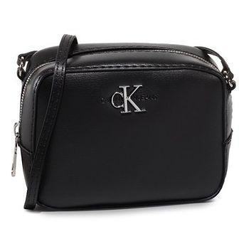 Torebka CALVIN KLEIN JEANS - Mono Hardware Camera Bag K60K606567 BDS