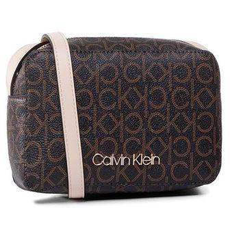 Torebka CALVIN KLEIN - Ck Mano Camerabag K60K606566 BRW