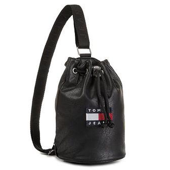 Torebka TOMMY JEANS - Tjw Heritage Small Le Sling Bag AW0AW07335  BDS