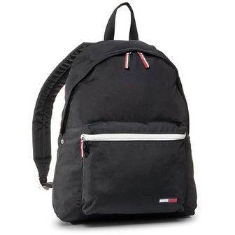 Plecak TOMMY JEANS - Tjm Cool City Backpack Nyl AM0AM05920 Blk 0F5