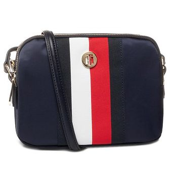 Torebka TOMMY HILFIGER - Poppy Crossover Corp AW0AW07959 0GY