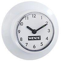 Zegar łazienkowy z przyssawką - 2 sztuki w komplecie, WENKO