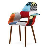 Krzesło Palermo Patchwork