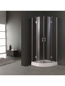 vidaXL Prysznic rogowy (80 x 80 cm)