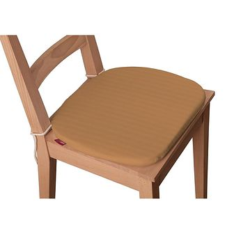 Dekoria Siedzisko Bartek na krzesło, zgaszony ceglany, 40x37x2,5cm, Wyprzedaż do -30%