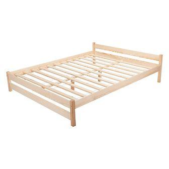 Łóżko drewniane Toronto  180x200 sosnowe